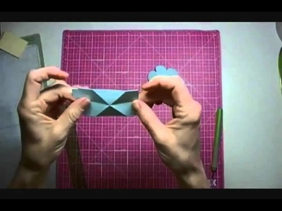 Everyday Pop-Up Cards tutorial: Flower