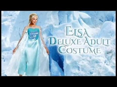 Frozen Costumes- Elsa Dress- Anna Costume | trendyhalloween.com
