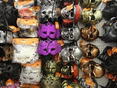 Halloween 2014 at the 99-Cent Only Store, San Bernardino, CA!