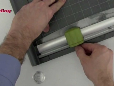 How To Change the Blade on the Swingline SmartCut Lite and Pro Rotary Trimmers
