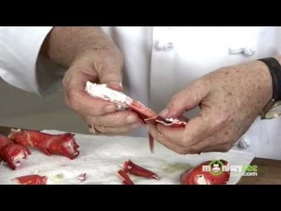 How to Crack Lobster Claws