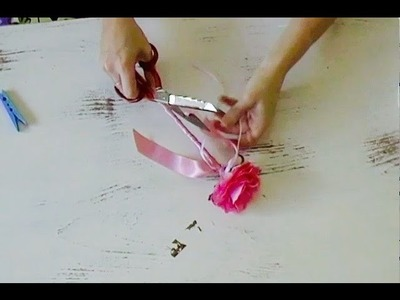 How to Fairy costume: make a flower fairy wand