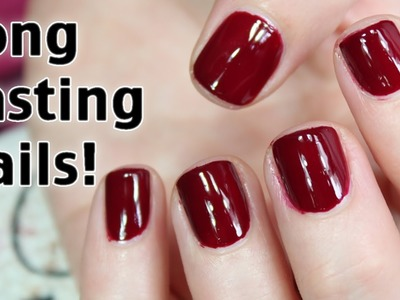 How to Get Long Lasting Nail Polish