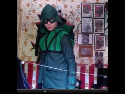 How to make a CW Arrow Costume quicktime