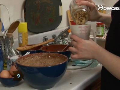 How to Make a Festive Figgy Pudding