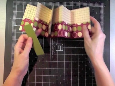 How to Make a One Sheet Mini Pocket Book