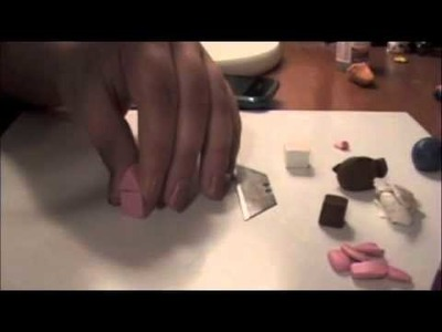How to Make a Polymer Clay Milk Carton