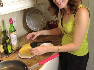 How to make Simple EASY Parmesan Basket