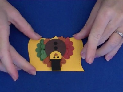 HOW TO MAKE THANKSGIVING SWEET TREAT TURKEYS