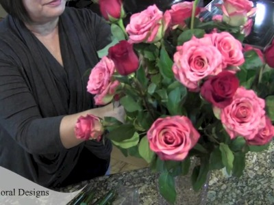 Making it Real (Silk Floral Arrangements)