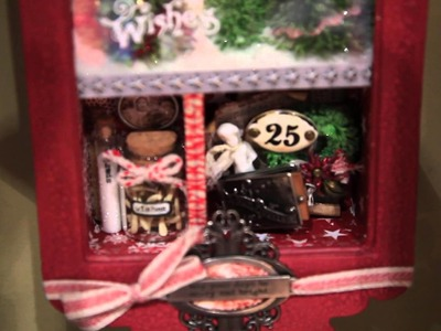 Tim Holtz - Ideaology - Merrymint Collection