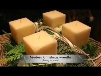 Christmas Decorations, Le langage des fleurs, Flowers Munich