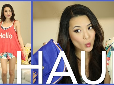 Fashion HAUL & TRY-ON: ASOS, Topshop, Lululemon, DAILYLOOK