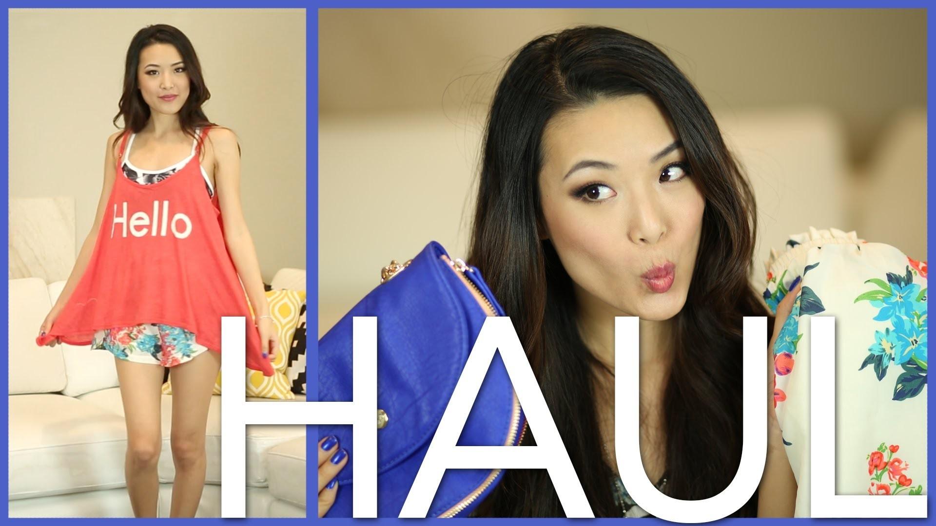 Fashion HAUL & TRY-ON: ASOS, Topshop, Lululemon, DAILYLOOK