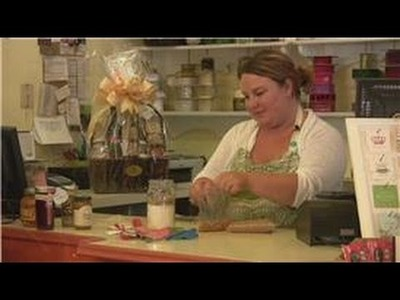 Gift Wrapping Tips : Edible Gifts in a Jar
