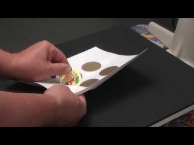 How to decorate metal Trophy Inserts with TheMagicTouch® CPM Transfer Paper