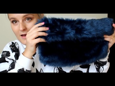 How to Make a Faux Fur Clutch Bag (DIY)