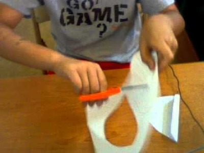 How To Make a Shuriken Pouch ( From Naruto)