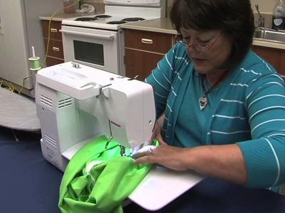 How to Sew a Beach Towel Bag