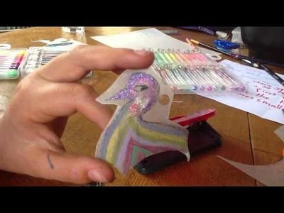 How to use shrinky dink paper