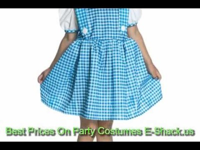 Kids Dorothy Costume For Every Party Occasion