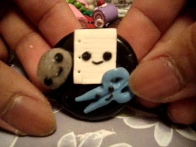 Polymer Clay Charm Update # 23
