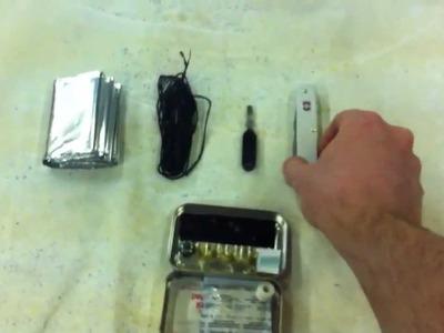 #5- Realistic Altoid Survival Kit