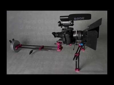 DIY DSLR Camera Shoulder Rig