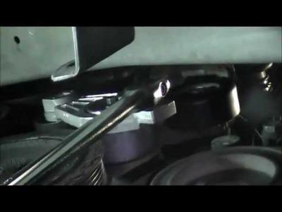 Dodge Grand Caravan Idler and Tensioner Pulley DIY