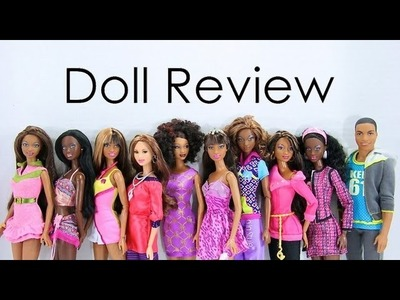 Doll Review : So In Style  | Plus Lipstick Repaint Experiment