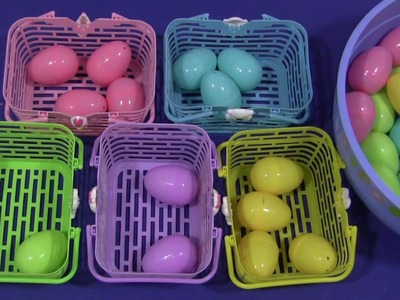 Egg and Basket Match