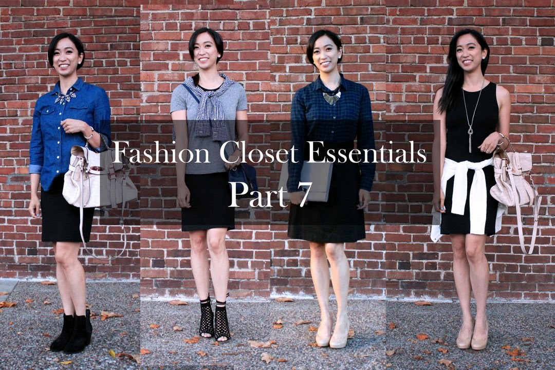 Fashion Closet Essentials - Part 7 | LookMazing