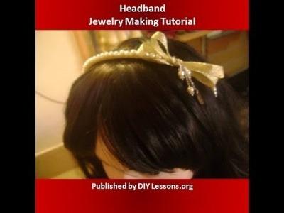 Headband Video Tutorial