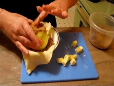 How to make apple dumplings