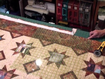 How to Sew Quilts - Square Up a Quilt