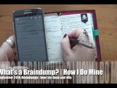 September Journals | Braindumps: What Are They & How Do I Do Them