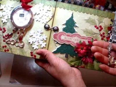 Christmas Gatefold Mini-Album Dec. 19, 2009