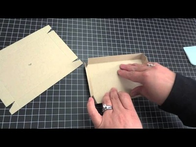 Graphic 45: Card with Box Tutorial
