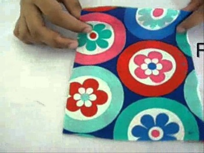 How to make a Cellphone Pouch