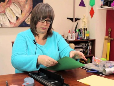 How to Make Dividers for Binders : Custom Crafts