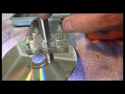 How to recycle cd's and dvd's
