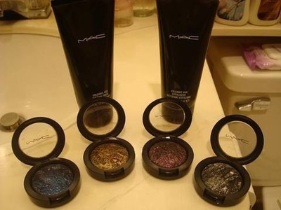 MAC Style Black Collection