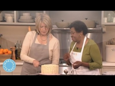 Martha Stewart's Red Velvet Cake - Martha Stewart