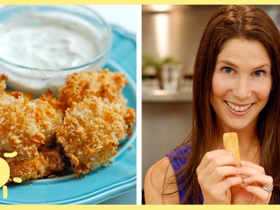 MEG | HEALTHY BAKED CHICKEN NUGGETS for Kids (and Adults!)