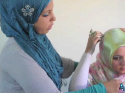 Quick & Easy Turkish Hijab Look 1