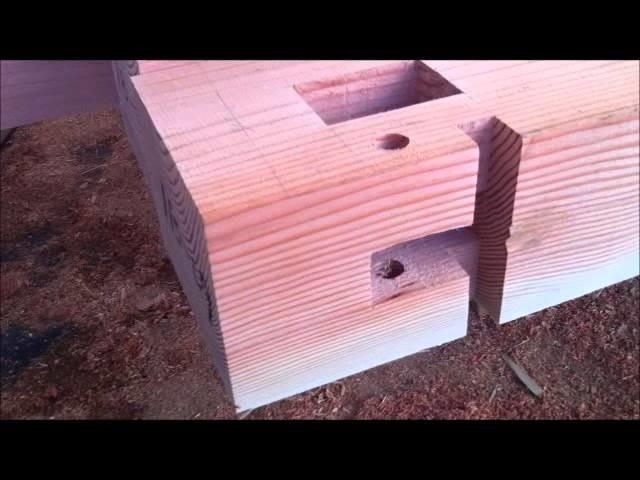 Timber Frame-Japanese Way