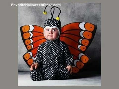 Tom Arma Monarch Butterfly Halloween Costume