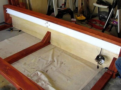 Building a DIY Workbench - Part 3 - By Ed
