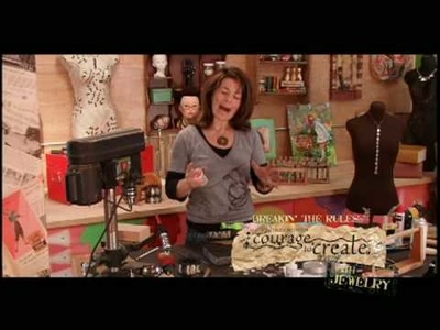 Courage to Create with Jewelry DVD Promo