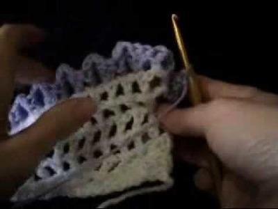 Crochet Coat Hanger - Part 3 of 5